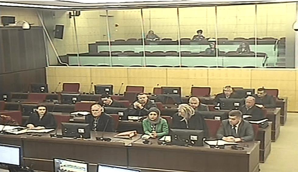Ramić Ćamil i ostali: Udarci na ispitivanju