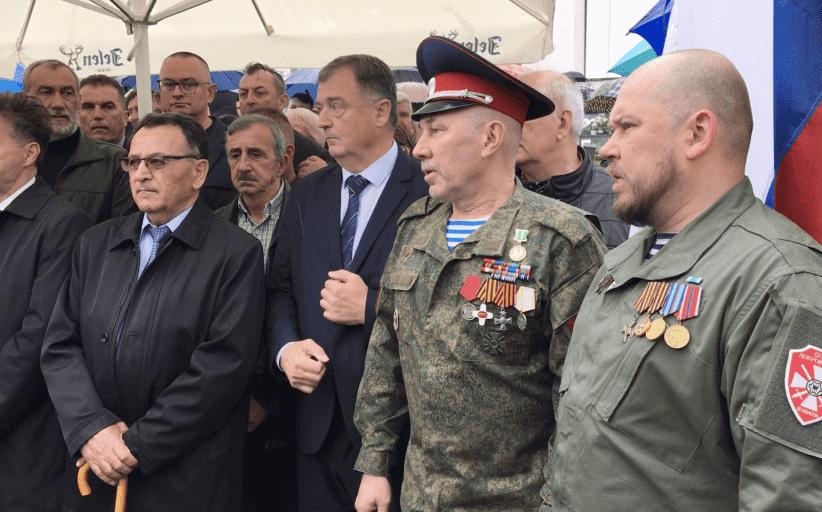 Ukraine War Veterans Bind Russia and Bosnian Serbs