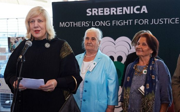 Dunja Mijatović podržala inicijativu za zvanično obilježavanje 11. jula