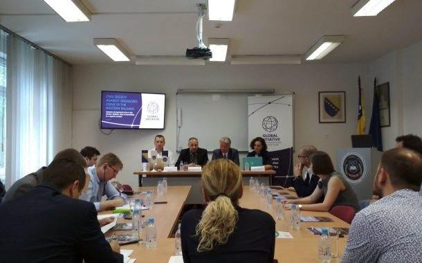 U Sarajevu predstavljen izvještaj o žarištima organizovanog kriminala