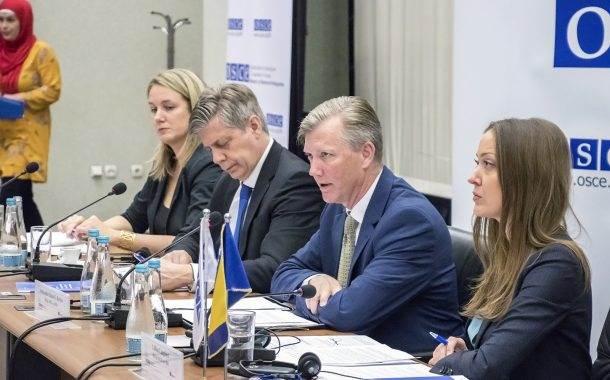 Izvještaj OSCE-a: Tužilaštvo BiH ima loše optužnice jer ne ulaže dovoljno resursa