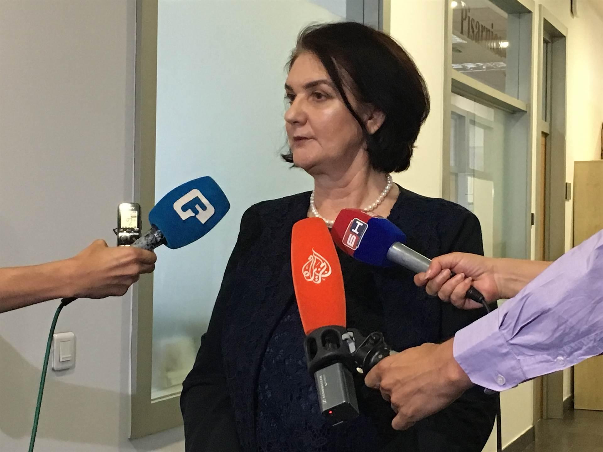 Gordana Tadić predstavila rad Tužilaštva BiH za 2018. godinu