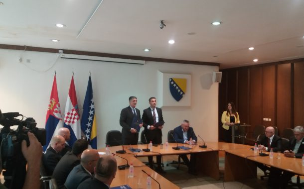 Bosnia Signs Missing Persons Search Agreements with Croatia, Serbia