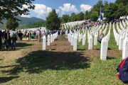 Bosnia Marks Srebrenica Genocide Anniversary as More Victims Buried