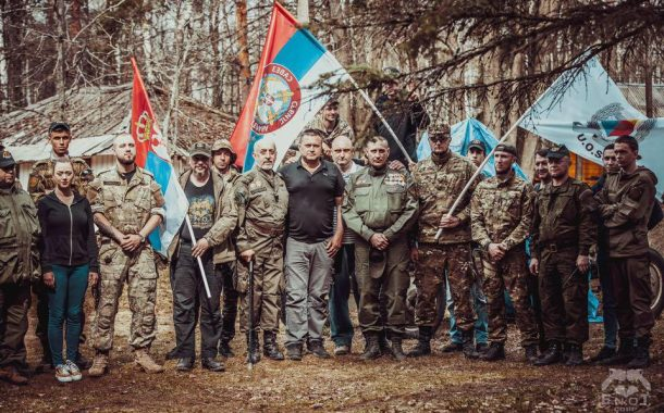How Russian Fighters Train Serb Teens at 'Military-Patriotic' Camps