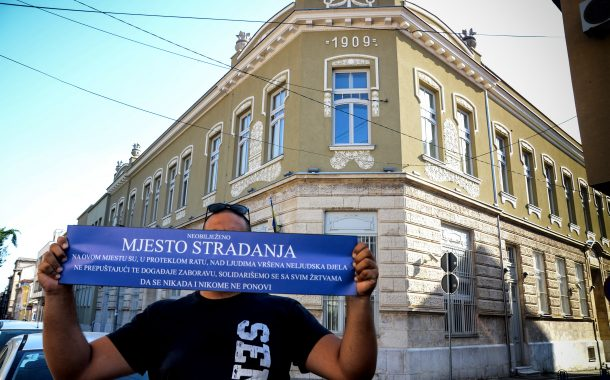 Bosnia Activists Mark More Wartime 'Suffering Sites'