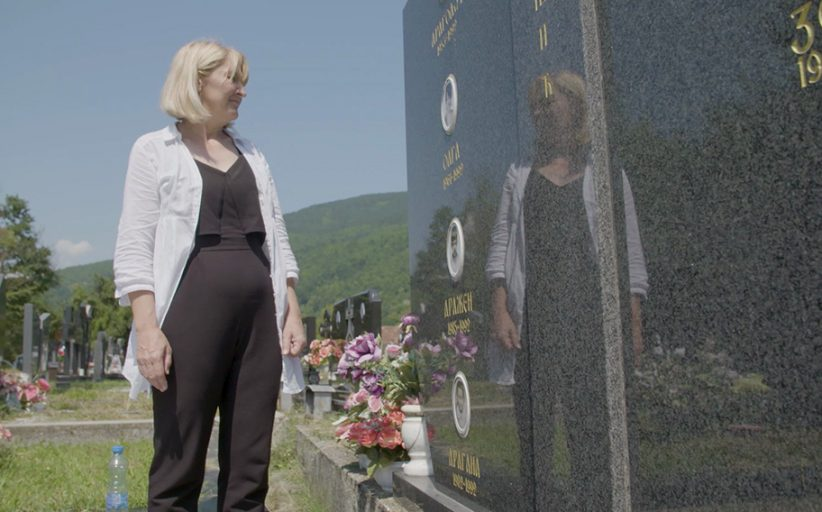 Bosnian Serbs' Deaths in Village Massacre Go Unpunished