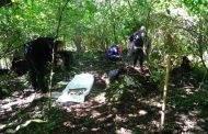 Bosnia Exhumes War Victim's Body from Hidden Grave