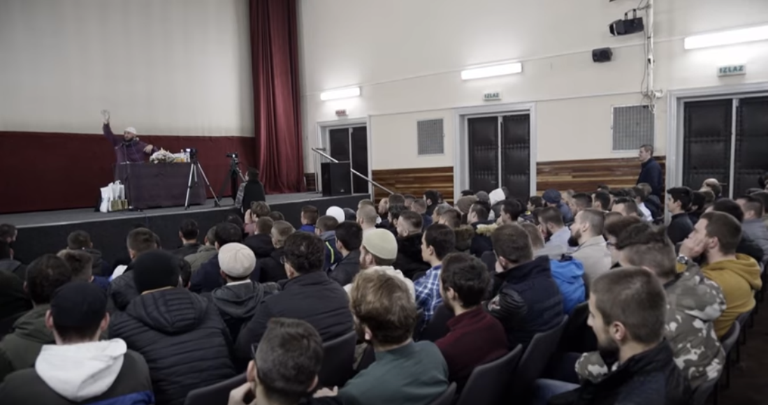 Bosnian Salafist Preachers Calibrate Message to Growing Audience