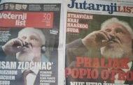 Politika i otrov: Kako su hrvatski mediji izvještavali o suđenju za zločine u Herceg-Bosni