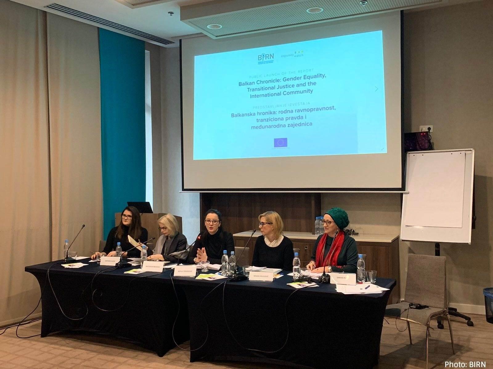 Nerješavanje zločina nad ženama prepreka za tranzicionu pravdu