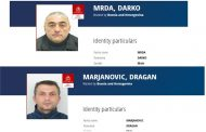 Interpol Warrants Issued for Two Bosnian Serb War Convicts