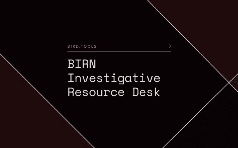 BIRN pokrenuo novu platformu istraživačkih resursa