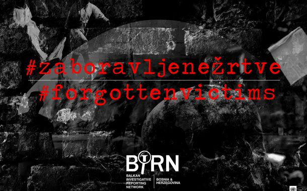 BIRN BiH Launches 'Forgotten Victims' Campaign