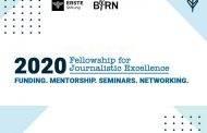 Applications Open for 2020 Journalism Fellowship
