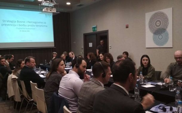 BIRN BiH organizovao okrugli sto o Strategiji za prevenciju i borbu protiv terorizma