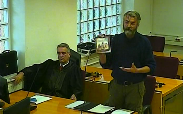 Gavrilo Stević oslobođen optužbi za ratovanje u Ukrajini