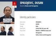 Interpol raspisao potjernicu za Dušanom Spasojevićem